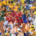 Apertura Mondiali 2014: abito troppo sexy per Jennifer Lopez