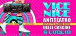 6 luglio Vice is Nice: a Firenze tornano gli anni 80'