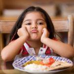 I bambini mangiano poco? Non preoccupatevi!