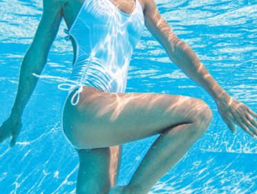 esercizi in acqua per lo stress