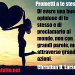 Le 12 promesse – Il credo dell'ottimista (8)