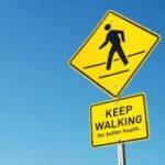 Camminare ci rende più giovani e sani
