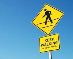 camminare rende giovani