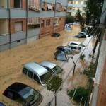 Maltempo: Carrara in serie difficoltà (FOTO)