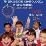 Fiera Internazionale Ornitologica 2014 a Reggio Emilia