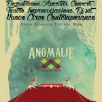 Anomalie: divertimento dal 12 al 28 febbraio 2015
