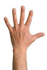 Ecco cosa dicono le mani di un uomo…