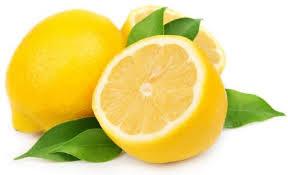 pulizia viso limone