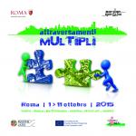 Roma dal 1° all' 11 ottobre: ATTRAVERSAMENTI MULTIPLI 2015