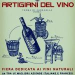 Artigiani del vino: la fiera dedicata ai vini naturali