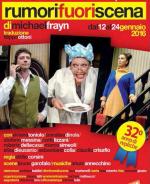 RUMORI FUORI SCENA: a teatro uno spettacolo di Michael Frayn