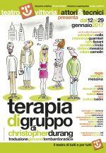 Dal 12 al 29 gennaio, Terapia di Gruppo: una commedia cinica e divertente