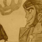 Cartoni animati e disegni: un talento del presente fa un salto nel passato…