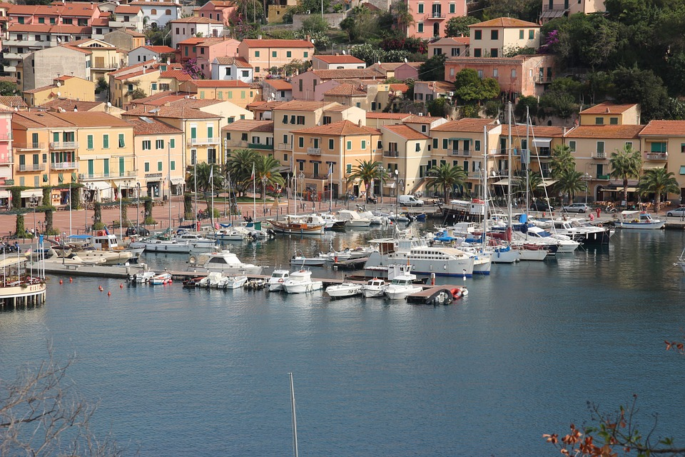 cosa vedere Isola d'Elba Porto Azzurro