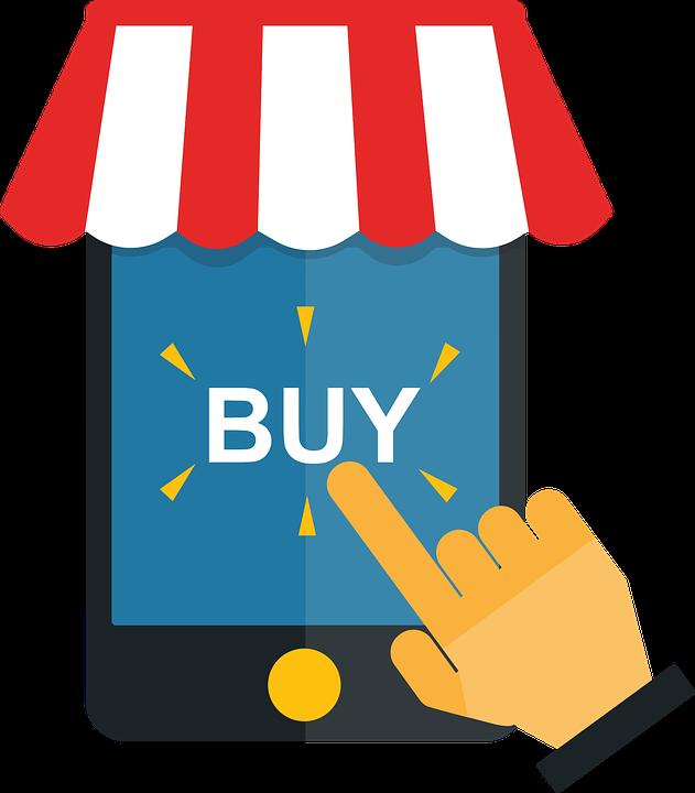 crea un negozio online