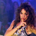 """Rush, l'esordio discografico di Raffaella Fico: """"Mi sono ispirata a Beyoncé""""."""
