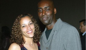 michael-jace-and-wife