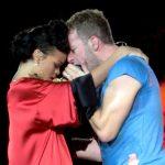 Rihanna e Chris Martin dei Coldplay: nuova hit o nuovo flirt?