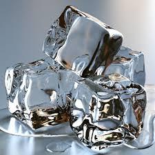 dimagrire con il ghiaccio