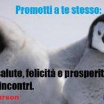 Le 12 promesse – Il credo dell'ottimista (1)