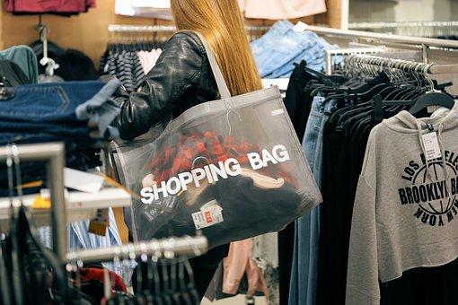 mamme e shopping