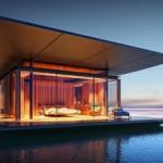Il modo più strano per non annoiarsi? Avere una casa galleggiante! (FOTO)
