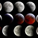 "28 settembre 2015: in arrivo l' eclissi lunare … e una ""Superluna"""