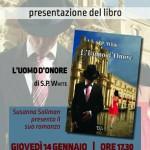 #SaveTheDate – L'Uomo d'Onore: nuova tappa alla libreria Marabuk di Firenze