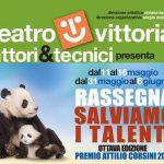 """""""SALVIAMO I TALENTI – Premio Attilio Corsini"""", per promuovere progetti teatrali di grande qualità"""