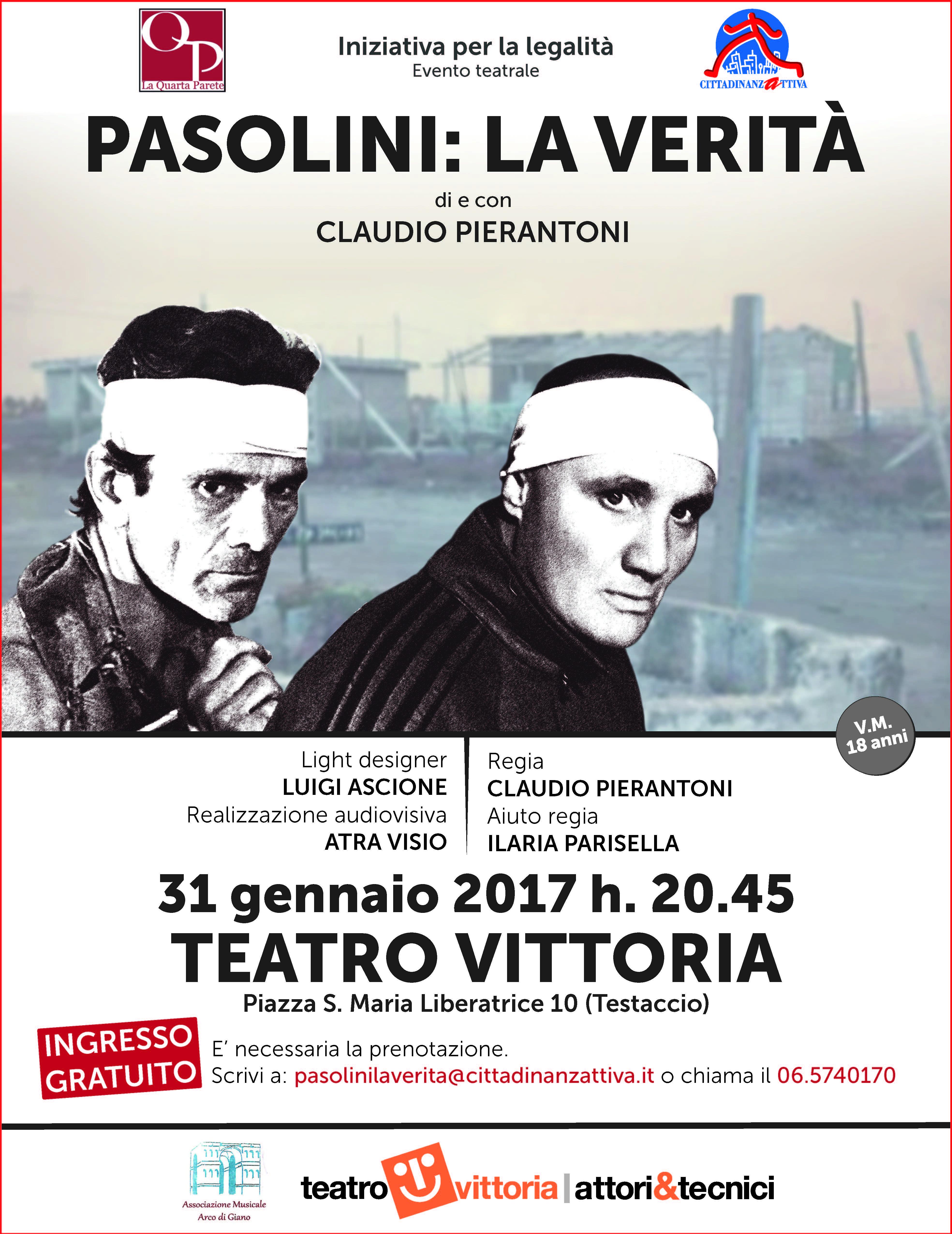 INVITO_Pasolini