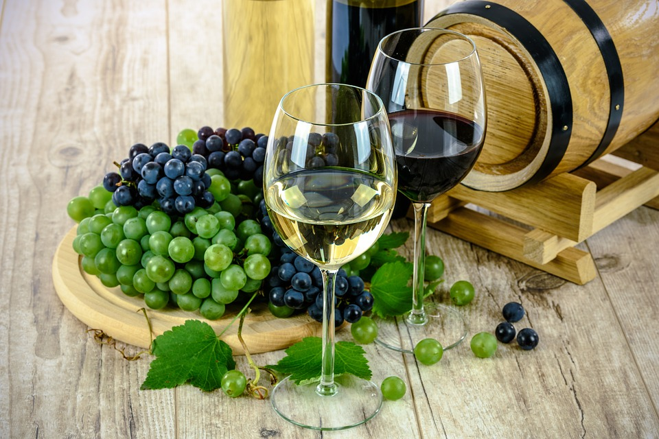 regalare vino benefici vino