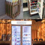 Londra: dopo Brasile, Argentina, India e Spagna… il frigorifero solidale approda anche nella metropoli!