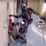 Per le situazioni d'emergenza, ci sarà Walk-Man a sostituire l'uomo