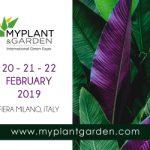 Myplant & Garden a Milano nei giorni 20, 21 e 22 febbraio