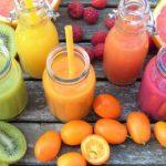 Succhi di frutta bio: un concentrato di salute
