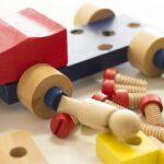 Il legno e i bambini: creatività e benessere